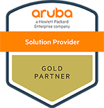 KOMA ARUBA Solution Provider Gold Partner