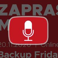 Zapraszamy na WEBINAR -  Backup Friday z KOMA NORD